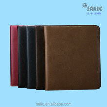colorful 9.7inch real leather tablet case for iPad air 2