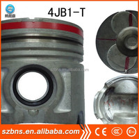 Japanese car engines 4JB1-T piston diesel engine piston