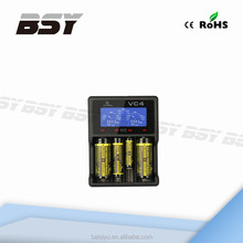 Xtar charger for 18650 battery, multifunctional Xtar MC2/Xtar VC4/Xtar VP4/Xtar XP4/Nitecore D2/i2/Nitecore D4/i4 in stock
