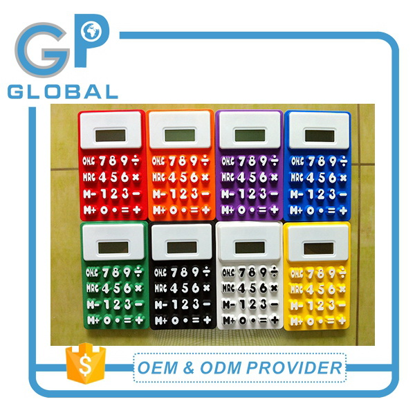 Cheap custom cheap price mini calculator for promotion gifts