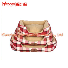 COO-2351 PP cotton Soft Warm Fabric Pets Dog House