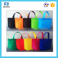 High quality custom non-woven promotional pet shopping bag