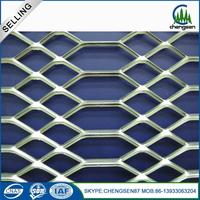China suppliers decorative metal screen mesh heavy duty expanded metal galvanized camper trailer