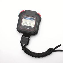 Multifunctional Black mini digital timer stopwatch