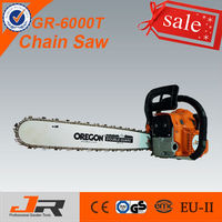 60cc good quality timber cutting chain saw