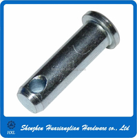 Round head clevis pin with hole from china manufacturer fasteners