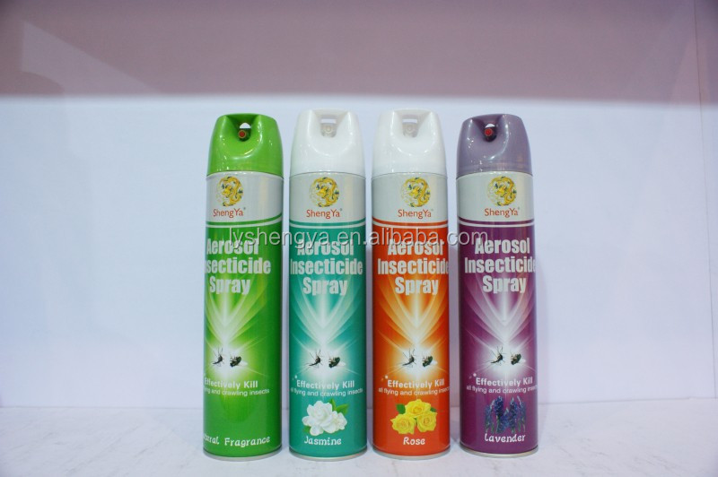 water based aerosol insecticide spray the profume is lavender