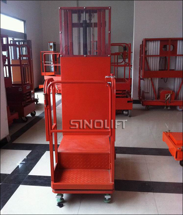 HOT! Sinolift DYT Semi Electric Order Picker