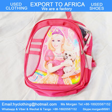 factory supply big stock second hand clothes shoes and bags for africa