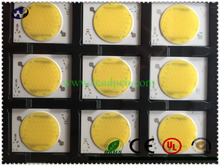 AC driverless COB CE certification high power 7W 24*26mm ac cob led module