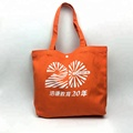 wholesale custom high quality canvas tote bag with china factory