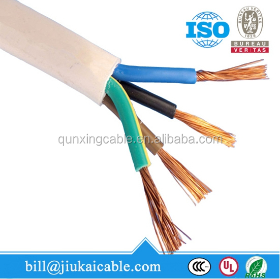 0.6/1kv low voltage flexible supper copper conductor XLPE/PVC electrical nylon strap cable ties