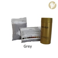 Best Building Fibers Grey fiber bag Instant Hair Powder