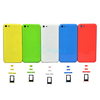 For Iphone 5C Housing Metal Battery Back Cover Repair Parts Assembly with Logo Your IMEI 5 Colors + Logo