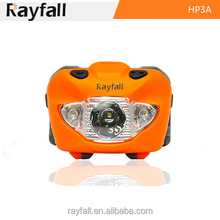 China fashion led head light producer sports equipment in Shenzhen