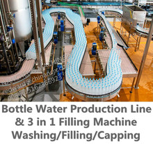 Complete Plastic Bottle Water Bottling Plant