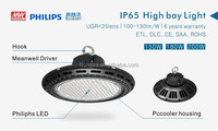 Meanwell driver supplier led high bay lighting high bay light