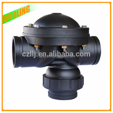 "Changzhou DN25 1"" 3 inch brass ball valve for flow control biggest manufacturer"