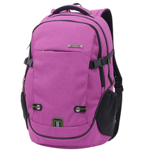 Hot sale factory supply fashion wholesale college school canvas backpack