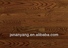 Hot sale Red Oak Wood Multi-layer Engineered Flooring with CE,ISO9001,FSC certifications