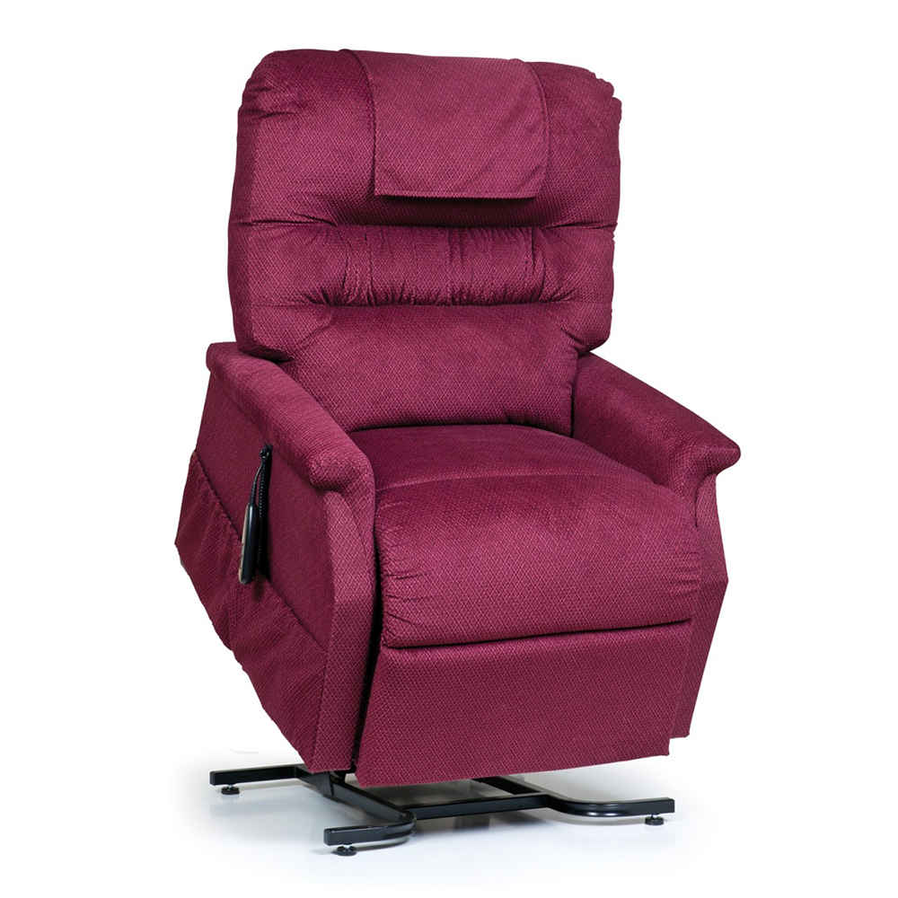 Electric Recliner Leather Sofa Power Lift Chair