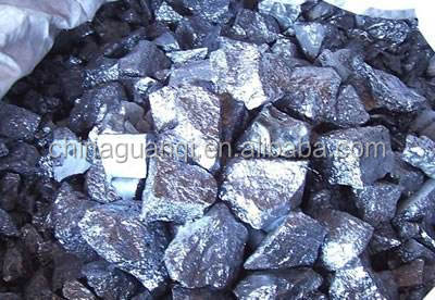 China Good Plant high pure silicon metal