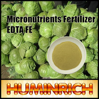 Huminrich EDTA Fe 13% Fertilizer Organic Chelated Iron