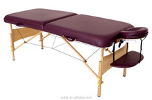 2014 China Made Adjustable Acupuncture Bed With Headrest-WT008A