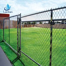 Top Quality Decorative Chain Link Fence Diamond Mesh Fence Wire Fencing