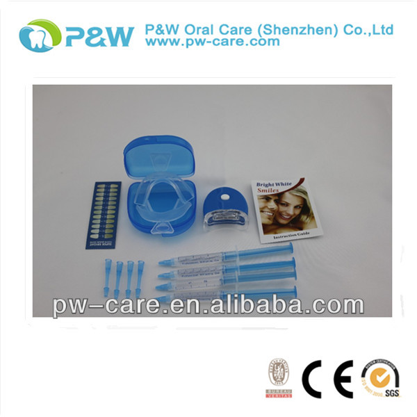 non peroxide teeth whitening kit,professional dental bleach