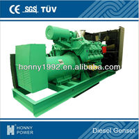 Best Price of 1250 kVA Diesel Generator with Engine