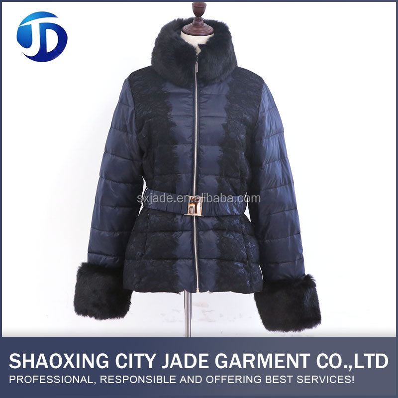 OEM ODM Service Long Sleeve Cheap Women Winter Coats Long