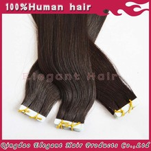 2014big sale fusion keratin Italian glue wholesale remy cheap virgin 2.5g double drawn 30 inch remy tape hair extensions