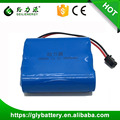 20650 3000mAh 11.1v li-ion rechargeable battery pack