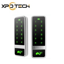 Metal Rfid Door Access Control System Card Reader with Keypad