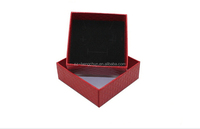 Sales Promotion Hot Design With Ribbon Antique Leather Jewelry Ring Boxes