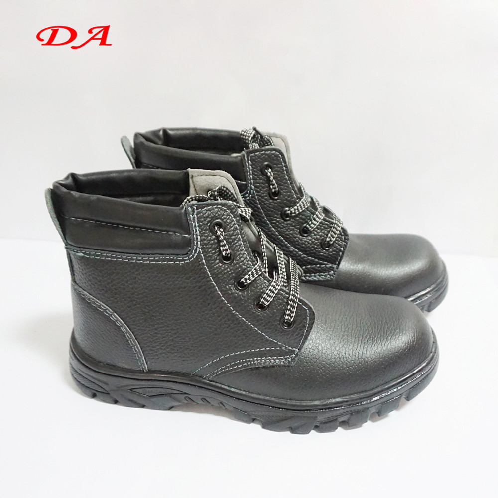 Free Sample Wear Resistant Safety Footwear with Best Price