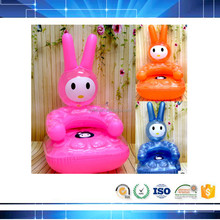 cute waterproof inflatable lazy boy sofa for baby
