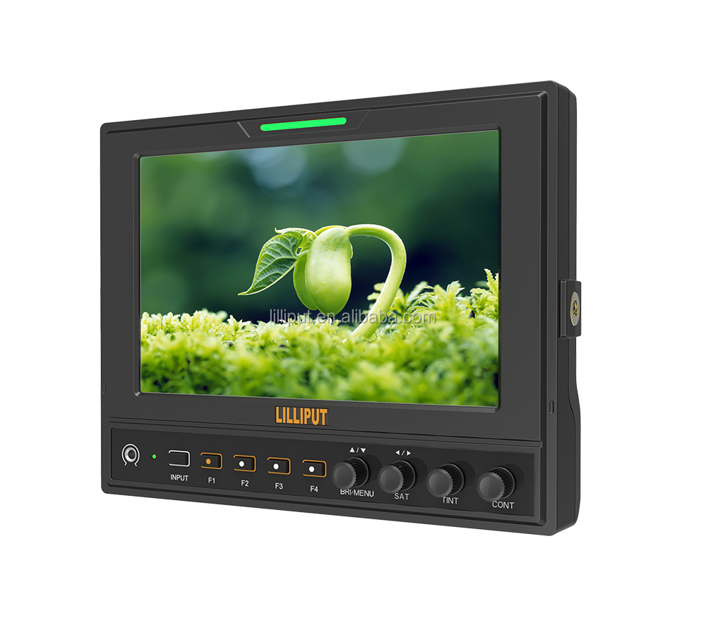 "Lilliput 662 7"" 3G-SDI Camera Monitor with SDI & HDMI cross conversion"
