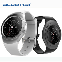 New Product MTK 2502 Handfree Bluerooth Android Smart Watch Call Reminder/SMS