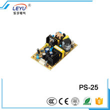 PS-25 15V 1.7A Single Output Open Frame Switching Mode Power Supply for led driver