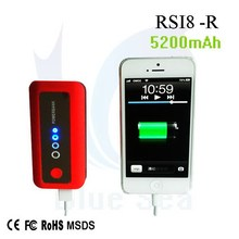 Design creative sos power bank for cell phone