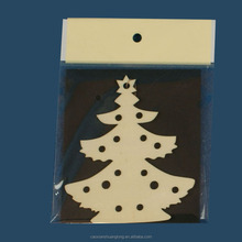 alibaba china wooden christmas tree ornament