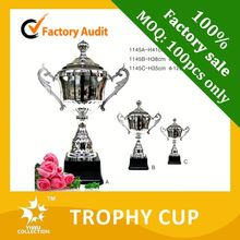 trophy medal metal with wooden gift box,champions league cup trophy,ceramic and porcelain trophy