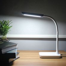 Factory custom use or battery-operated Metal desk lamp kid reading study led table light