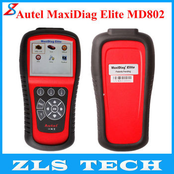 Autel MaxiDiag Elite MD802 ( MD701, MD702, MD703, MD704 )All System+DS Model