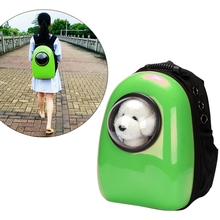 Amazon hot sale dog travel carrier backpack,outdoor capsule shaped pet bag carrier