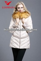 4 colors small MOQ in stock quality ladies coat from S-XXL