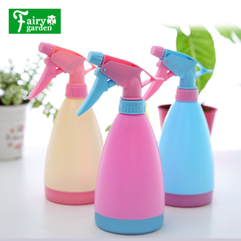 Garden tool ,colorful Watering the flowers small watering can/pot,Plastic Sprinkling Bottle