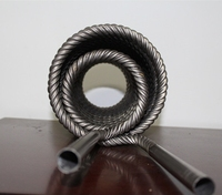 Grade 1 Grade 2 Pure Titanium metal Coil Pipe for Sewage Treatment Price
